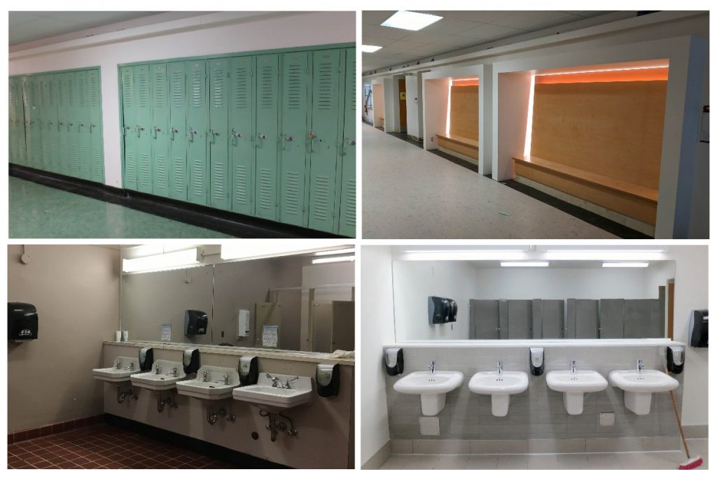 Hennings Building – Spaces reopen after summer renovations