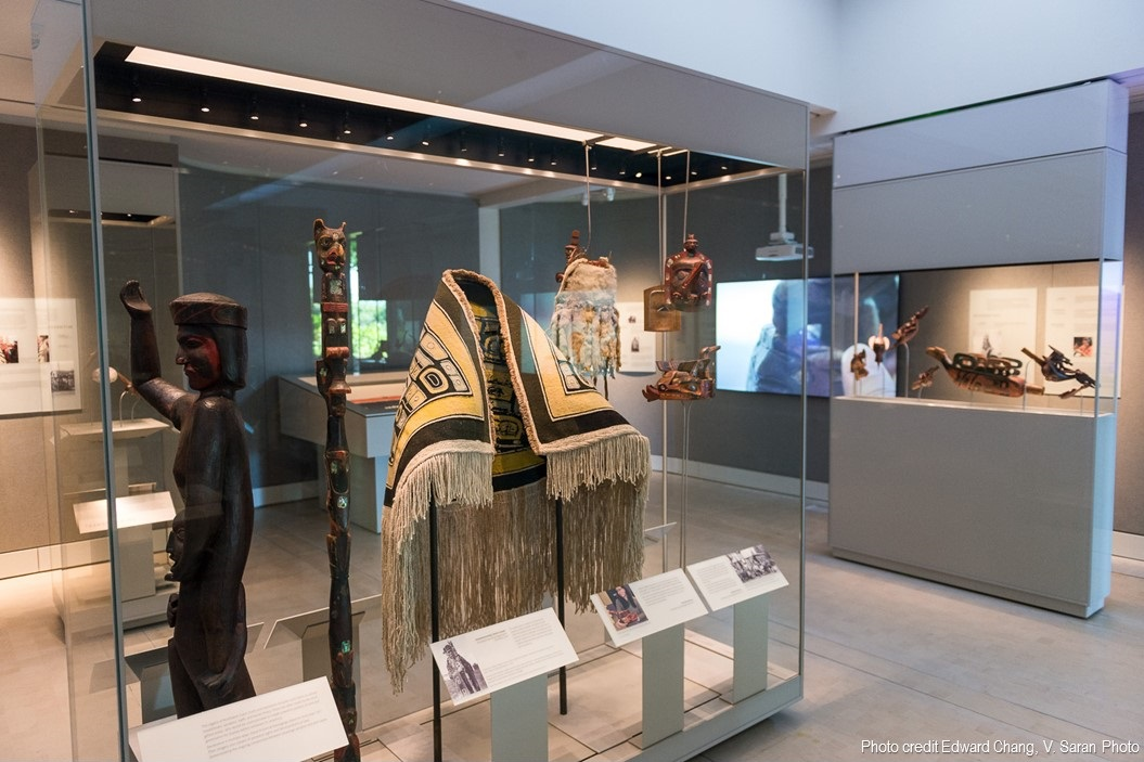 - Museum of Anthropology Northwest Coast Masterworks Gallery