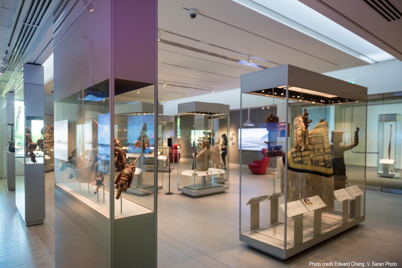 - Museum of Anthropology Northwest Coast Masterworks Gallery