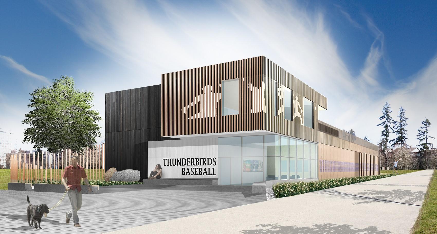 - Baseball Training Facility