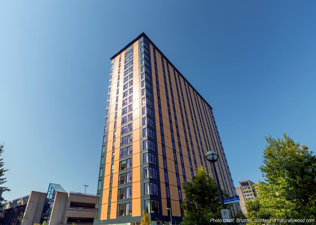 Standing tall and gifted name honour: new student residences at UBC Vancouver