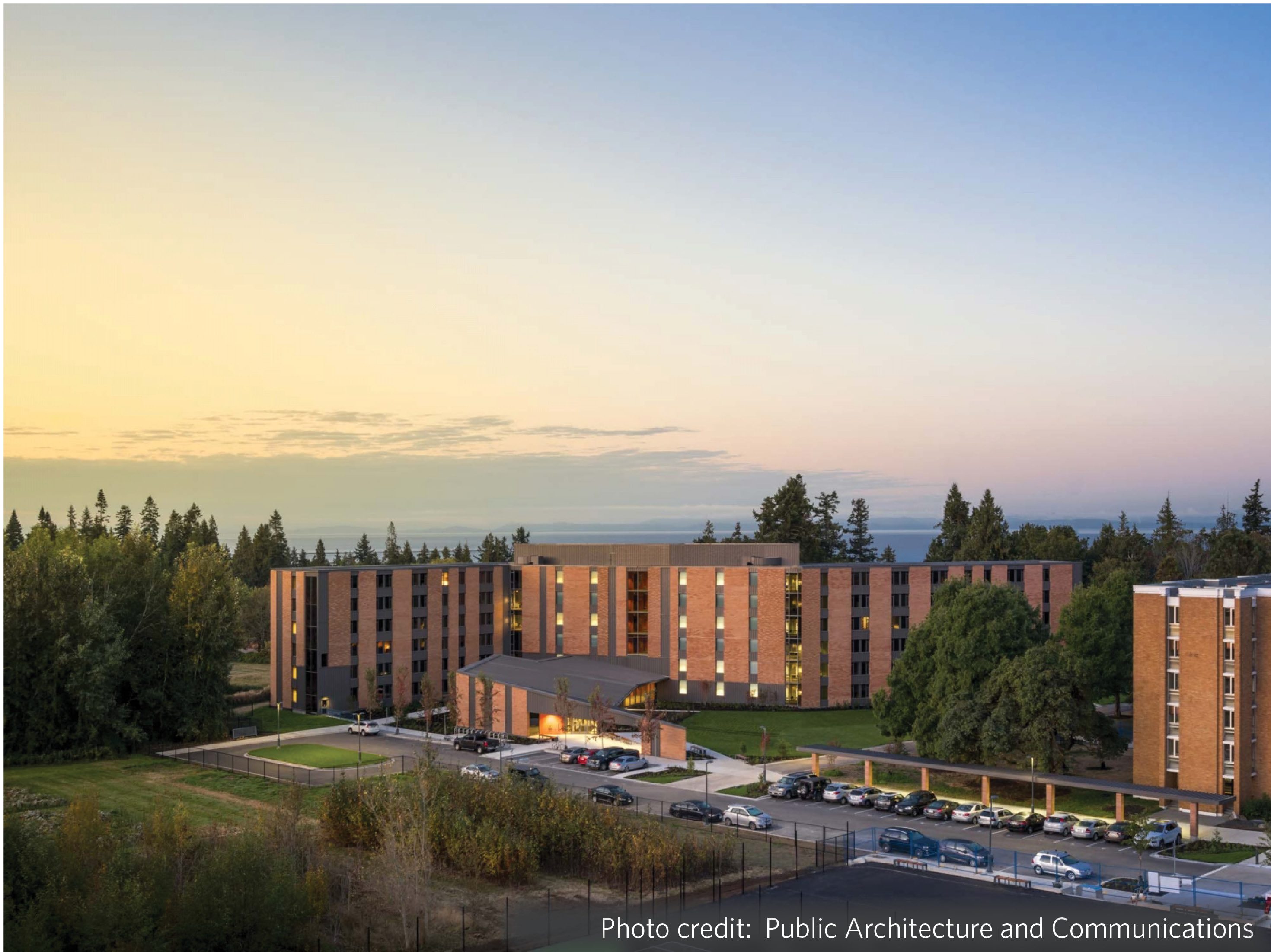 - Totem Park Student Residence In-Fill Phase 2