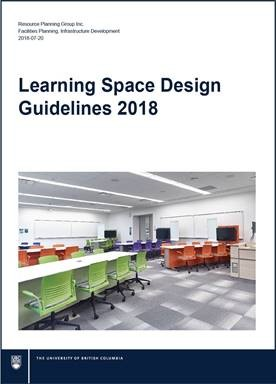 Updated Learning Space Design Guidelines Now Available
