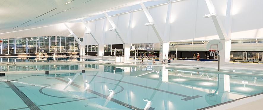 UBC Aquatic Centre wins Global Architecture & Design award 2018