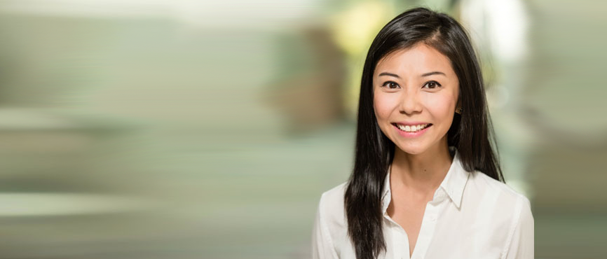A bit about us: get to know Yvonne Kwok