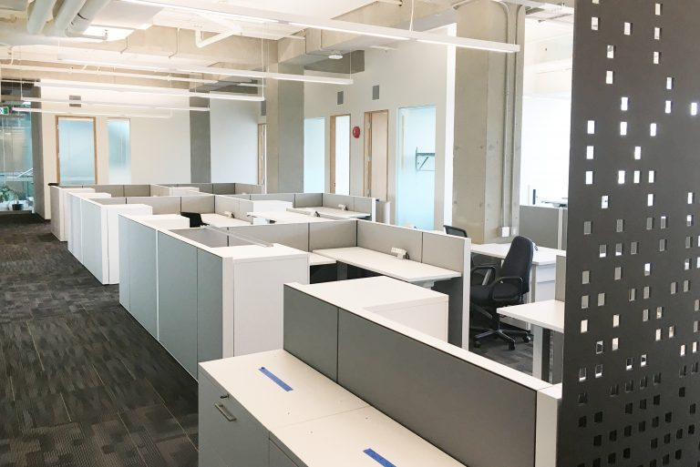 VPFO Leadership office renovations completed