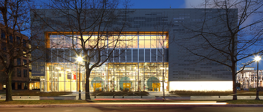UBC's Campus Energy Centre wins Royal Architectural Institute award