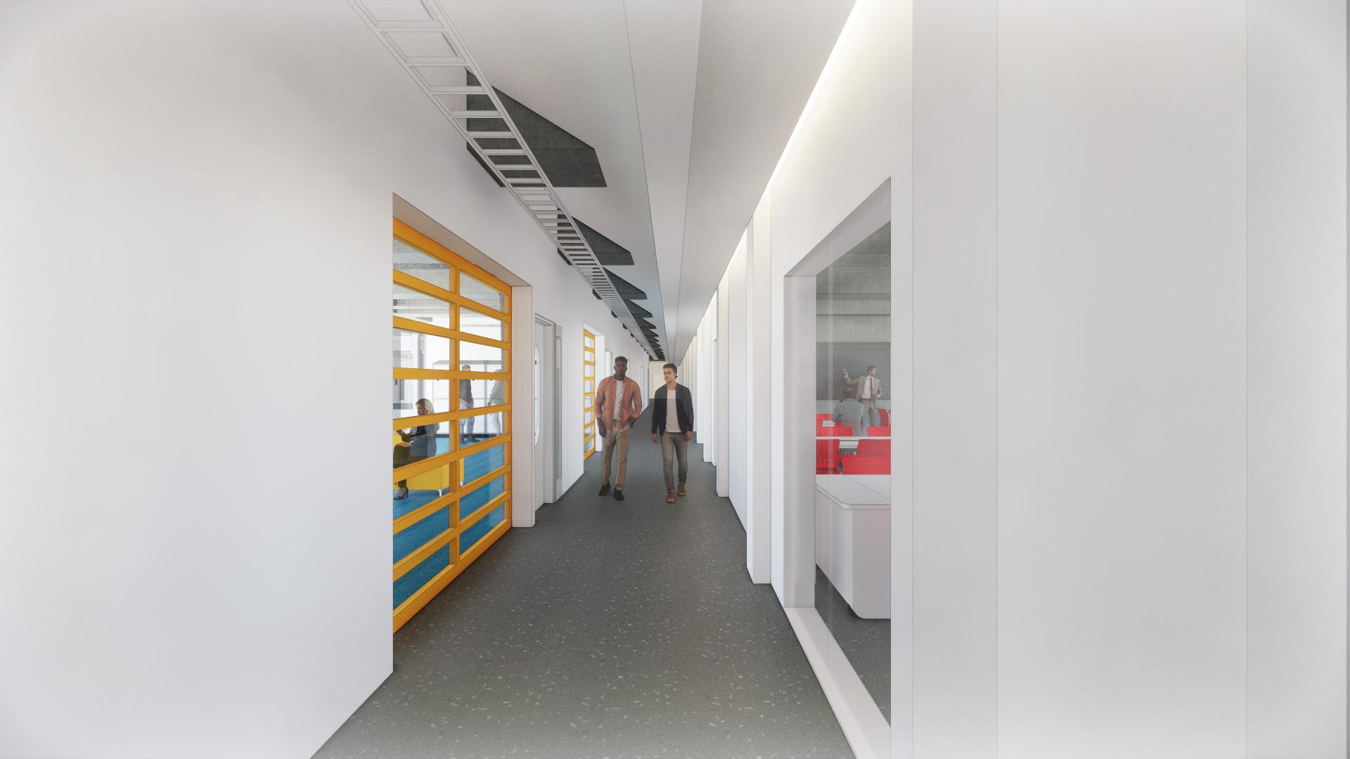 - Macleod Building Renewal
