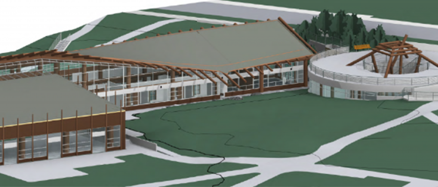 First Nations Longhouse Expansion